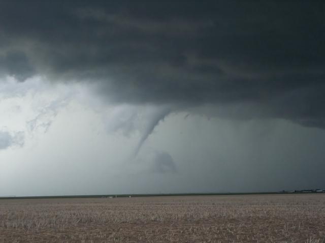Tornado Forming
